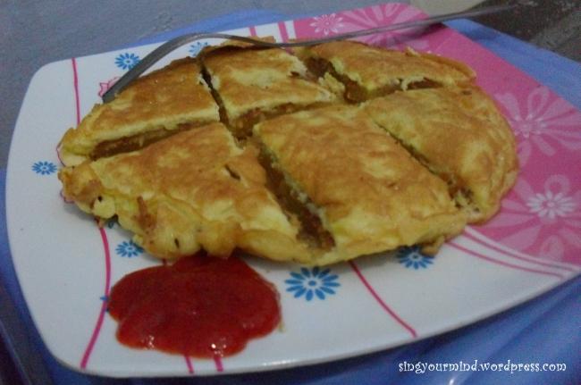 Roti Maryam Telur