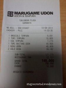 Marugame Bill